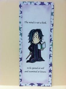 Severus Snape Bookmark