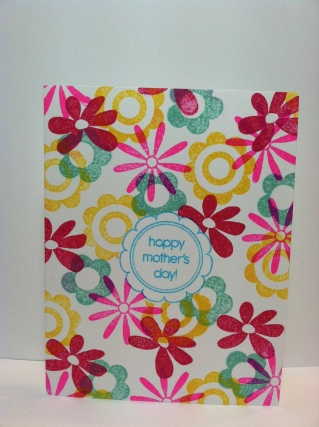 awful mother's day card