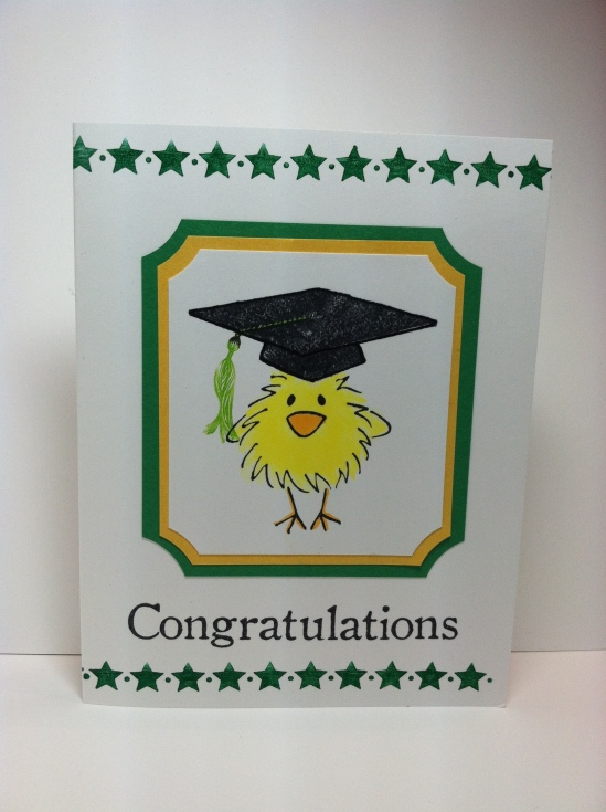 graduation card idea