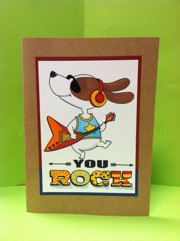 Birdie Brown's Rockin Dog