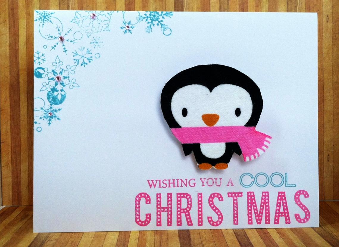 Tag Archives: Cute Christmas card