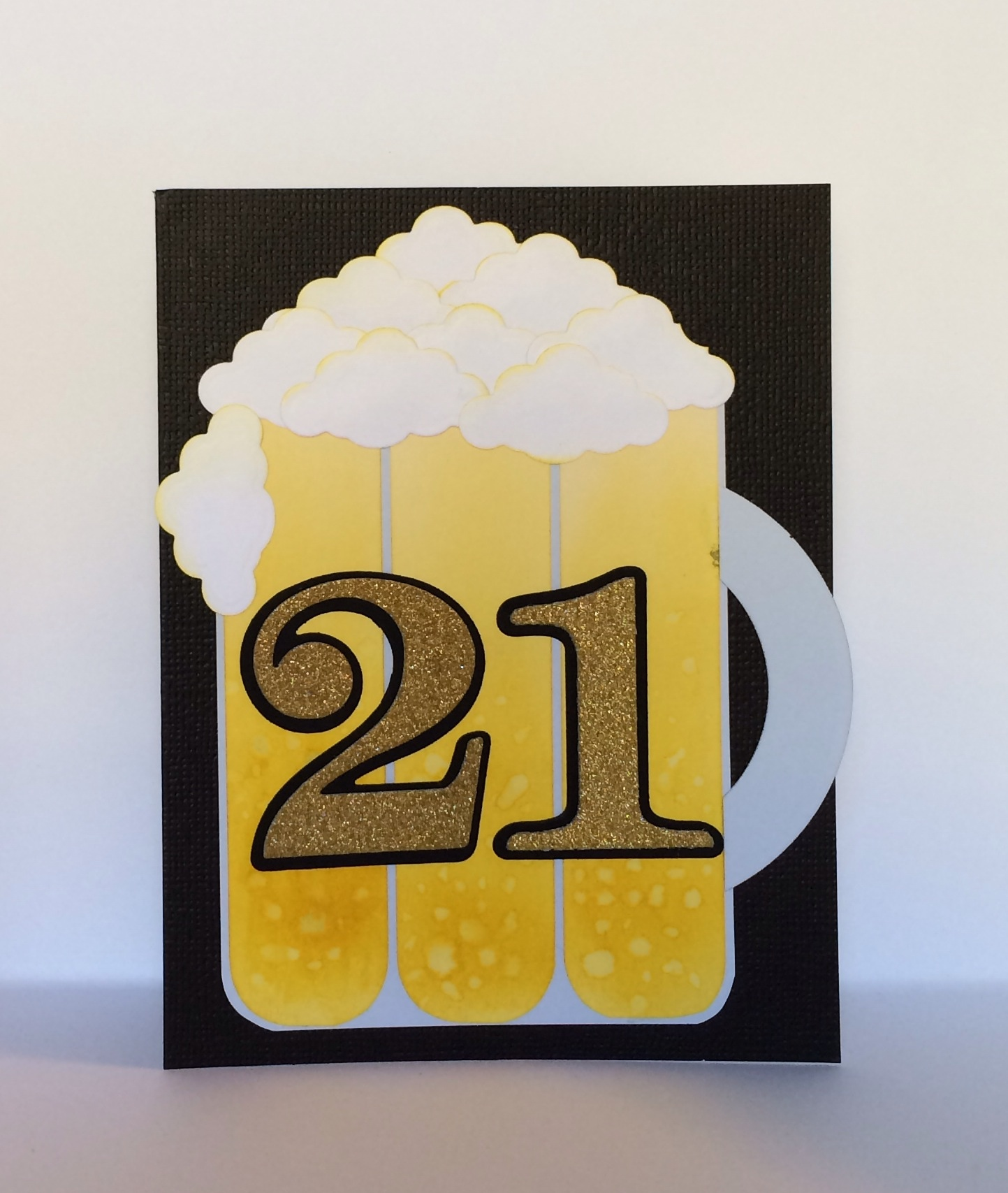 Mug Of Beer Card Cardsbymo