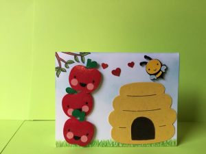 Create a Critter Apples
