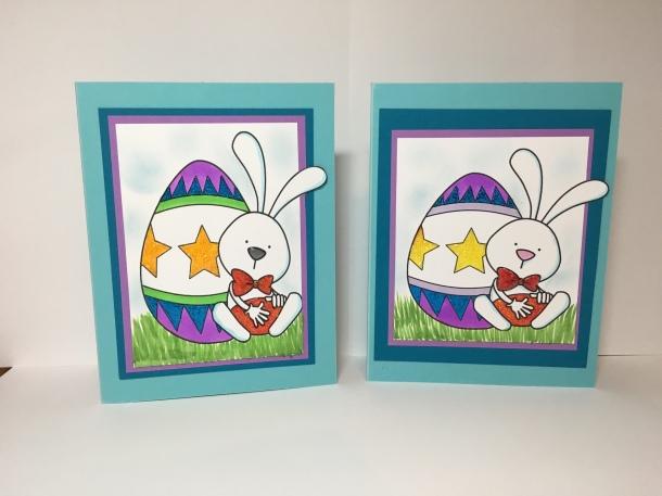 Birdie Brown Easter Bunny